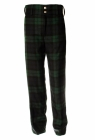 MENS/GENTS CASUAL SCOTTISH TARTAN TROUSERS/PANTS - CHOICE OF TARTANS!